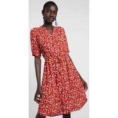 Selected Femme SELECTED FEMME šaty hnedá
