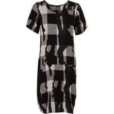 Pont Neuf Pont Neuf šaty čierno biele