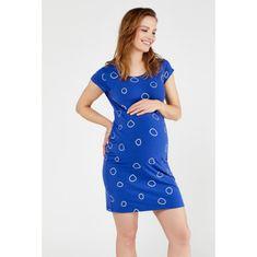 Mama.licious  Mama.licious tehotenské šaty modrá