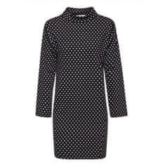 EDC by ESPRIT Esprit šaty biela čierna