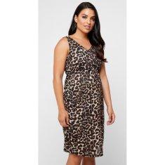 Mama.licious Mama.licious tehotenské šaty leopardí vzor