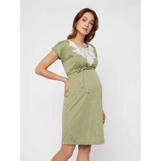 Mama.licious Mama.licious tehotenské šaty zelená