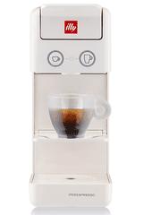 illy kávovar na kapsule Y3.3 - biela