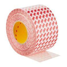 3M GPT-020F tenká oboustranně lepicí páska s vysokou pevností, transparentní, tloušťka 0,2 mm