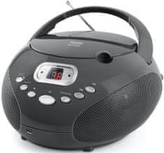 NEW ONE RD310, přenosné rádio s CD přehrávačem