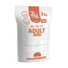 Bezva zdraví ZV1 Adult Mini 3kg