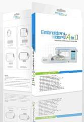 Sewtech Vyšívacie rámčeky Sewtech EF73, EF74, EF75, EF81