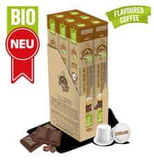 LA NATURA Lifestyle Crema BIO káva s prírodnou čokoládovou príchuťou - 60 kapsúl