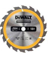 DeWalt DT1938 pilový kotouč ATB 20° 184x16 mm, 18 zubů