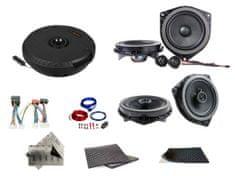 Awave SET - kompletní ozvučení do Toyota Corolla (2001-2007) - UPGRADE 2