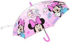 """Eplusm Automatikus esernyő """"Minnie éger"""" - rózsaszín"""