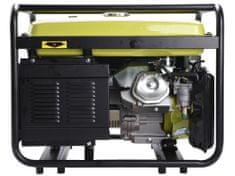 Extol Craft Elektrocentrála rámová benzínová 230V, 5,5W, 13HP