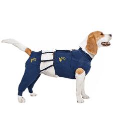 MPS Pooperačný ochranný návlek na zadné nohy psa