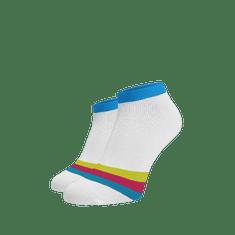 BENAMI Ponožky Trikolora Bílá Bambus 35-38