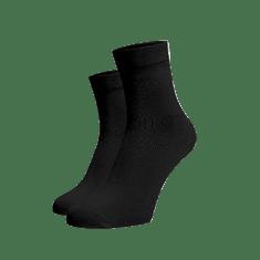 BENAMI Střední ponožky černé Černá Bavlna 35-38