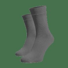 BENAMI Vysoké ponožky Šedé Šedá Bavlna 35-38