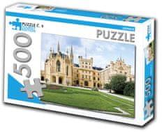 Tourist Edition Puzzle Lednice 500 dielikov (č.9)