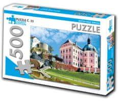 Tourist Edition Puzzle Bečov nad Teplou 500 dielikov (č.22)