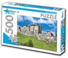 Tourist Edition Puzzle Český Šternberk 500 dielikov (č.20)