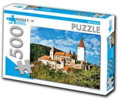 Tourist Edition Puzzle Křivoklát 500 dielikov (č.19)