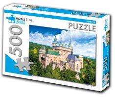 Tourist Edition Puzzle Bojnický zámok 500 dielikov (č.32)