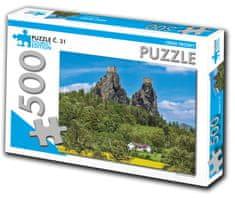 Tourist Edition Puzzle Hrad Trosky 500 dielikov (č.31)