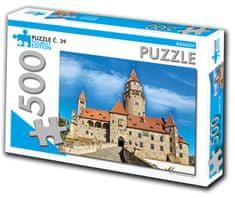 Tourist Edition Puzzle Bouzov 500 dielikov (č.39)