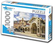 Tourist Edition Puzzle Karlove Vary 1000 dielikov (č.7)