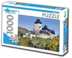 Tourist Edition Puzzle Karlštejn 1000 dielikov (č.8)