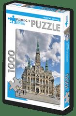 Tourist Edition Puzzle Liberecká radnica 1000 dielikov (č.5)