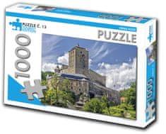 Tourist Edition Puzzle Hrad Kost 1000 dielikov (č.13)
