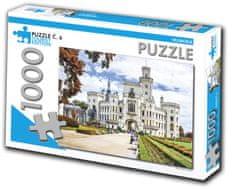 Tourist Edition Puzzle Hluboká 1000 dielikov (č.6)