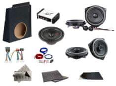Awave SET - kompletní ozvučení do Toyota Hilux (2015-) - UPGRADE 2
