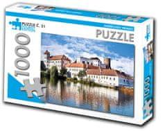 Tourist Edition Puzzle Jindřichův Hradec 1000 dielikov (č.21)