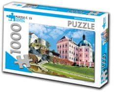 Tourist Edition Puzzle Bečov nad Teplou 1000 dielikov (č.22)