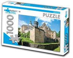 Tourist Edition Puzzle Frýdlant 1000 dielikov (č.18)