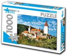 Tourist Edition Puzzle Křivoklát 1000 dielikov (č.19)