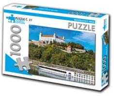 Tourist Edition Puzzle Bratislavský hrad 1000 dielikov (č.27)