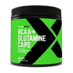Vitalmax BCAA + Glutamine Caps 300kapsúl