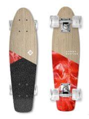 Street Surfing Skateboard Beach Board Wood Bloody Mary rolka