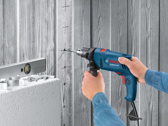 BOSCH Professional GSB 550 Pro Příklepová vrtačka 06011A1023