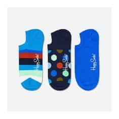 Happy Socks 3PACK Ponožky Stripe (STR39-6300)