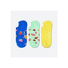 Happy Socks 3PACK Ponožky Fruit (FRU39-7000)