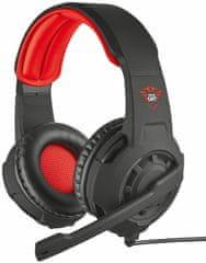 Trust Gaming Trust GXT 310 (21187), čierna/červená