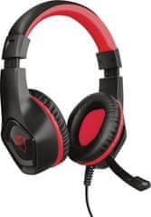 Trust Gaming Trust GXT 404R Rana (23439), čierna/červená (SWITCH)