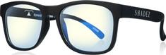 Shadez Brýle Shadez Blue Light Adult - Black