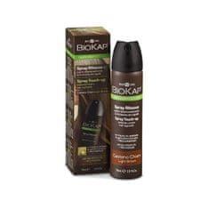 BioKap Nutricolor Delicato Spray Touch Up - Hnedá svetlá - 75 ml