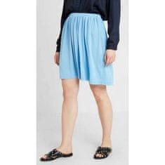 MSCH MSCH sukňa Modro belasé