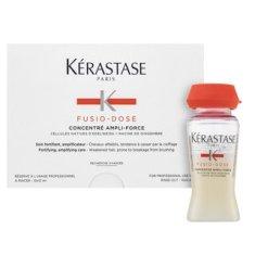 Kérastase Fusio-Dose Concentré Ampli-Force posilující péče pro oslabené vlasy 10 x 12 ml
