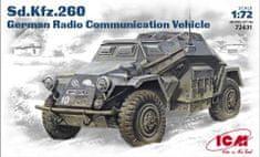 ICM Sd.Kfz. 260 1/72
